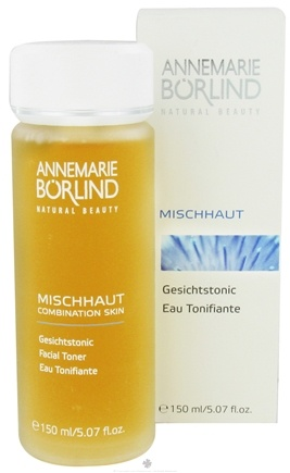 DROPPED: Borlind of Germany - Annemarie Borlind Natural Beauty Combination Skin Facial Toner - 5.07 oz. CLEARANCE PRICED