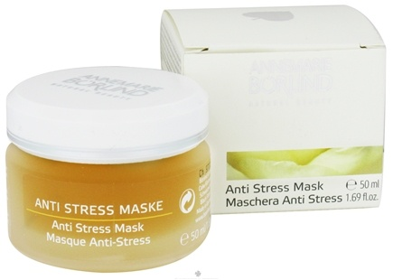 DROPPED: Borlind of Germany - Annemarie Borlind Natural Beauty Anti Stress Mask - 1.69 oz. CLEARANCE PRICED