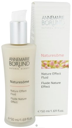 DROPPED: Borlind of Germany - Annemarie Borlind Natural Beauty Naturesome Natural Effect Fluid - 1.69 oz. CLEARANCE PRICED