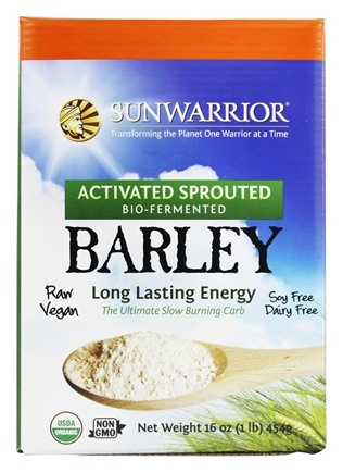DROPPED: Sun Warrior - Activated Barley - 1 lb.