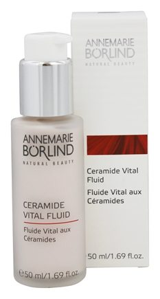 DROPPED: Borlind of Germany - Annemarie Borlind Natural Beauty Ceramide Vital Fluid - 1.69 oz. CLEARANCE PRICED