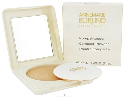 DROPPED: Borlind of Germany - Annemarie Borlind Natural Beauty Compact Powder Sun 05 - 0.31 oz. CLEARANCE PRICED
