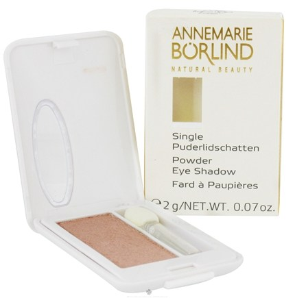 DROPPED: Borlind of Germany - Annemarie Borlind Natural Beauty Powder Eye Shadow Mauve 25 - 0.07 oz. CLEARANCE PRICED