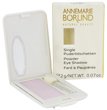 DROPPED: Borlind of Germany - Annemarie Borlind Natural Beauty Powder Eye Shadow Orchid 26 - 0.07 oz. CLEARANCE PRICED