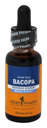 Herb Pharm - Bacopa Extract - 1 oz.