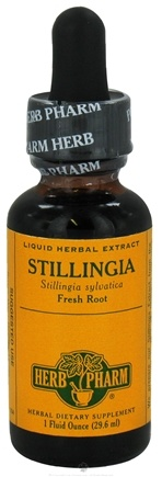 DROPPED: Herb Pharm - Stillingia Extract - 1 oz. CLEARANCE PRICED