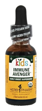 DROPPED: Herb Pharm - Children's Winter Health Compound - 1 oz. CLEARANCE PRICED