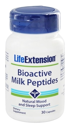 DROPPED: Life Extension - Bioactive Milk Peptides - 30 Capsules