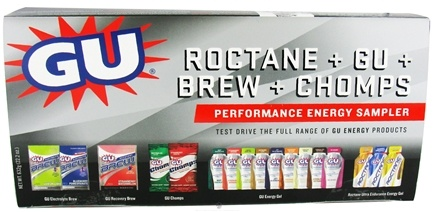 DROPPED: GU Energy - Performance Energy Sampler - 22.2 oz. CLEARANCE PRICED