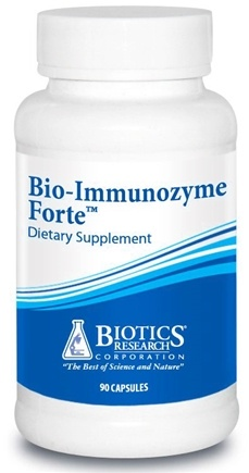 DROPPED: Biotics Research - Bio-Immunozyme Forte - 90 Tablets CLEARANCE PRICED