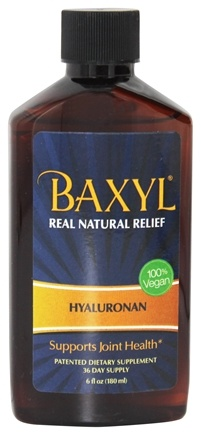 Baxyl - Hyaluronan Dietary Supplement - 6 oz.