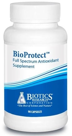 DROPPED: Biotics Research - BioProtect Full Spectrum Antioxidant - 90 Capsules CLEARANCE PRICED