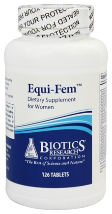 Biotics Research - Equi-Fem for Women - 126 Tablet(s)