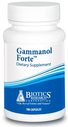 DROPPED: Biotics Research - Gammanol Forte - 180 Tablet(s) CLEARANCE PRICED