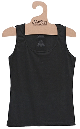 DROPPED: Maggie's Organics - Women's Tank Small Black - CLEARANCE PRICED