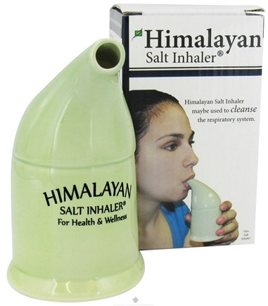 DROPPED: Nature's Artifacts - Himalayan Salt Inhaler