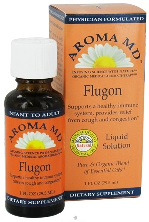 DROPPED: Aroma MD - Flugon Liquid Solution - 1 oz. CLEARANCE PRICED