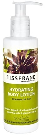 DROPPED: Tisserand Aromatherapy - Body Lotion Hydrating Essential Oil Rich - 6.6 oz. CLEARANCE PRICED