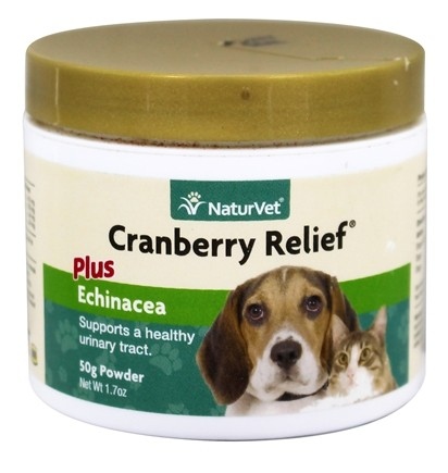 DROPPED: NaturVet - Cranberry Relief Powder - 50 Grams