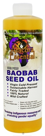 DROPPED: Atacora Essential - Baobab Seed Oil - 16 oz. CLEARANCE PRICED