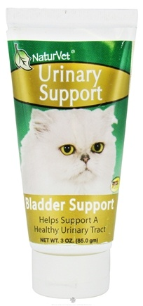 DROPPED: NaturVet - Urinary Support Gel For Cats - 3 oz. CLEARANCE PRICED