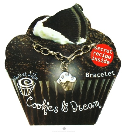DROPPED: Zorbitz - Sweet Life Cupcake Bracelet Cookies & Dream - CLEARANCE PRICED
