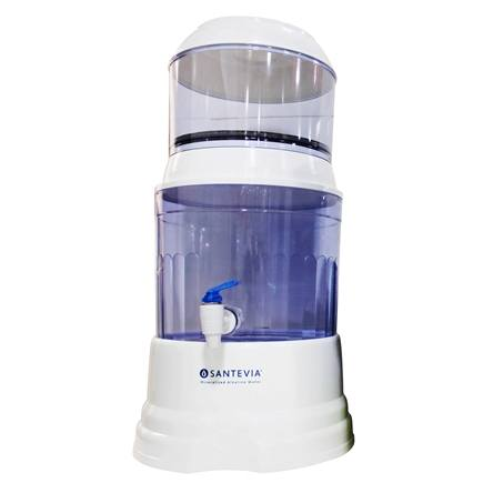 Santevia - Counter Top Enhanced Water System Kit with pH Control