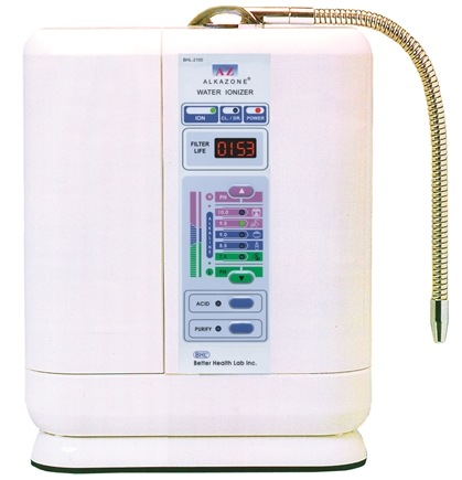 Alkazone - Water Ionizer Model BHL-2100