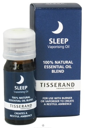 DROPPED: Tisserand Aromatherapy - Vaporizing Oil Sleep Essential Oil Blend - 0.32 oz.