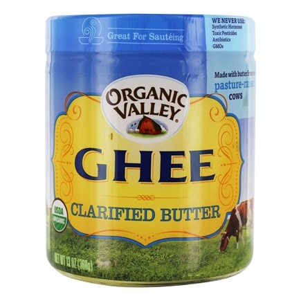 Purity Farms - Ghee Organic Clarified Butter - 13 oz.