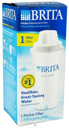 DROPPED: Brita - Water Pitcher Replacement Filter - 1 Filter(s) CLEARANCE PRICED