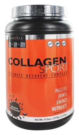 NeoCell - Collagen Sport Ultimate Recovery Complex Belgian Chocolate - 2.97 lbs.