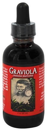 Amazon Therapeutic Laboratories - Graviola - 2 oz.