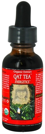 DROPPED: Amazon Therapeutic Laboratories - Qat Tea - 1 oz. CLEARANCE PRICED