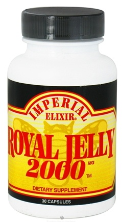DROPPED: Imperial Elixir - Royal Jelly 2000 - 30 Capsules CLEARANCE PRICED