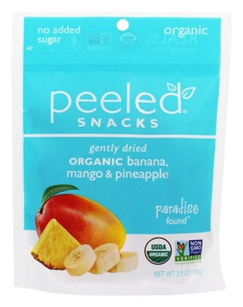 DROPPED: Peeled Snacks - Organic Fruit Picks Paradise Found - 3.5 oz. CLEARANCE PRICED