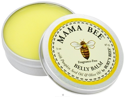 DROPPED: Burt's Bees - Mama Bee Belly Balm Fragrance-Free - 3 oz.