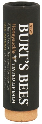 Burt's Bees - Tinted Lip Balm Honeysuckle - 0.15 oz.