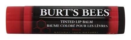 DROPPED: Burt's Bees - Tinted Lip Balm Rose - 0.15 oz.