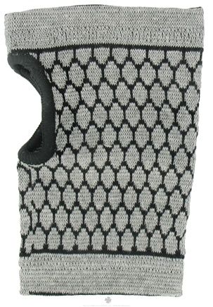 "DROPPED: The Healing Tree - Bamboo Charcoal Carpal Support Large Size 4 3/4"" x 9 1/8""x 3 1/2"" - CLEARANCE PRICED"