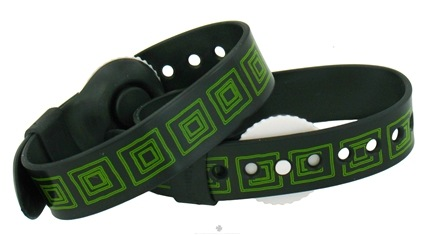 DROPPED: Psi Bands - Nausea Relief Acupressure Wrist Band Drug Free Block Party - 2 Band(s) CLEARANCE PRICED