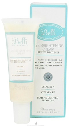DROPPED: Belli - Eye Brightening Cream - 0.85 oz. CLEARANCE PRICED