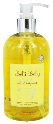 DROPPED: Belli - Baby Calm Me Hair & Body Wash - 12 oz. CLEARANCE PRICED