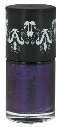 DROPPED: Beauty Without Cruelty - Attitude Nail Color Rich Plum 72 - 0.33 oz. CLEARANCE PRICED