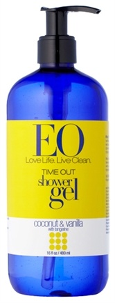 DROPPED: EO Products - Shower Gel Replenishing Complex Coconut & Vanilla with Tangerine - 16 oz.