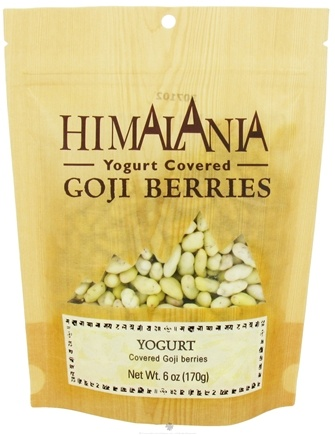 Himalania - Yogurt Covered Goji Berries - 6 oz.