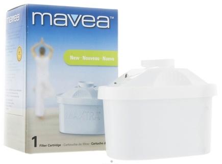 DROPPED: Mavea - Maxtra Replacement Filter 1001495 - 1 Pack CLEARANCE PRICED