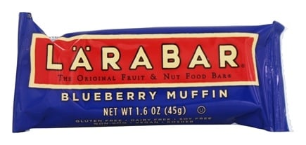 Larabar - Original Fruit & Nut Bar Blueberry Muffin - 1.6 oz.