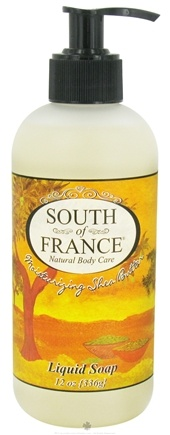 DROPPED: South of France - Liquid Soap Moisturizing Shea Butter - 12 oz.