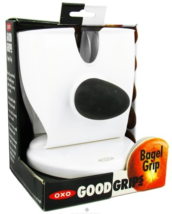 DROPPED: OXO - Good Grips Bagel Grip